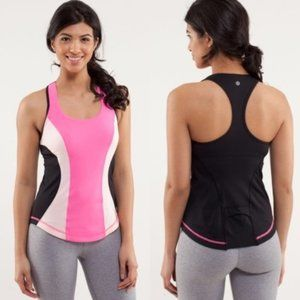 Lululemon Athletica Cardio Kick Tank Top - Size 6
